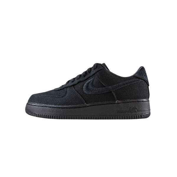 Nike x Stussy Air Force 1 Low 'Black' [CZ9084-001]