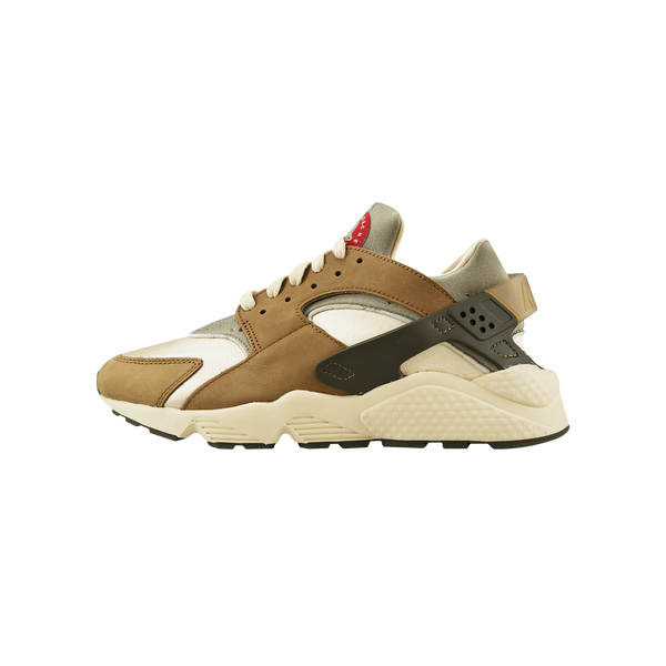 Nike x Stussy Air Huarache 'Desert Oak/Reed/Light Straw'