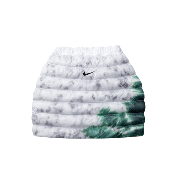 Nike x Stussy Insulated Skirt 'White/Gorge Green'