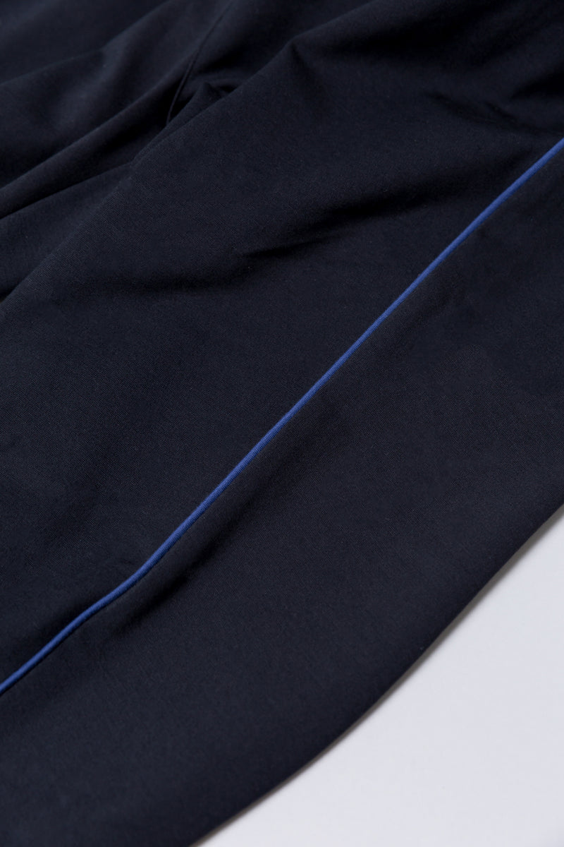 Blue piping detail on Public School Fjorke Sweatpants