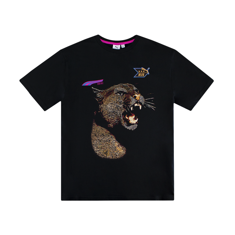 Puma x Rhude Graphic Tee [Black]