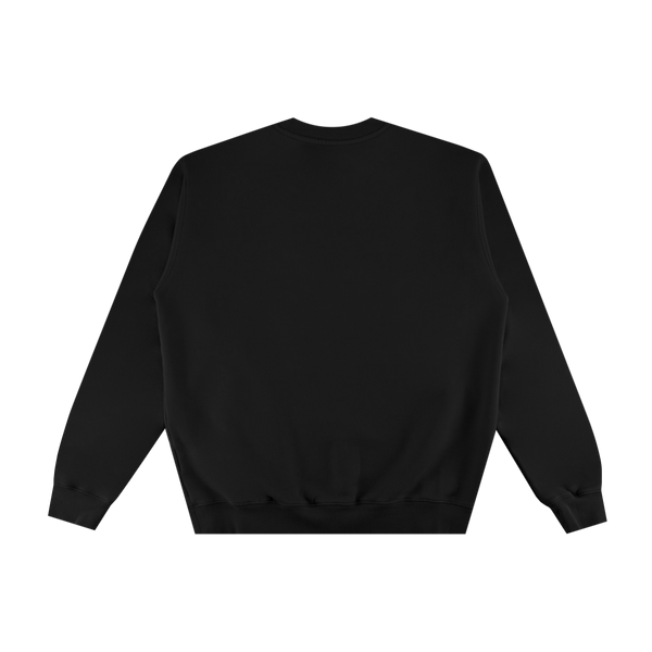 ROOTED Crewneck 'Black'