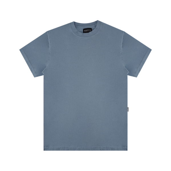 ROOTED Hermitage T-Shirt 'Ash'