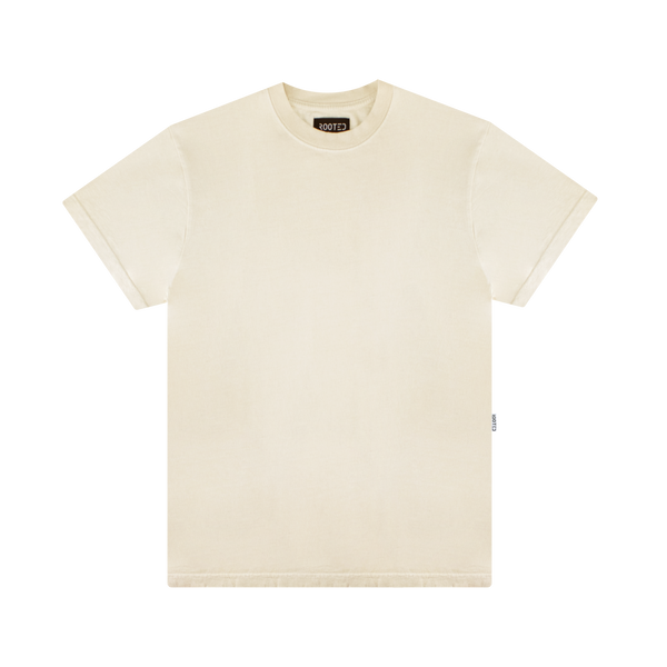 ROOTED Hermitage T-Shirt 'Bone'