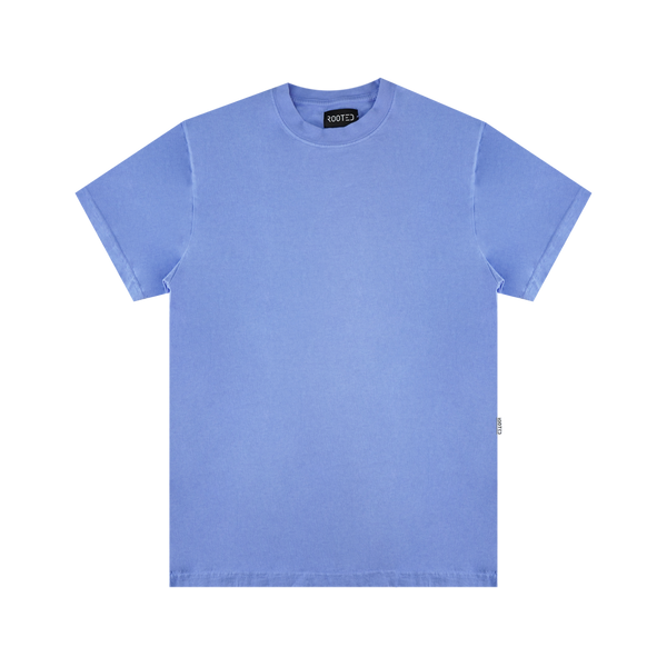 ROOTED Hermitage T-Shirt 'Periwinkle'