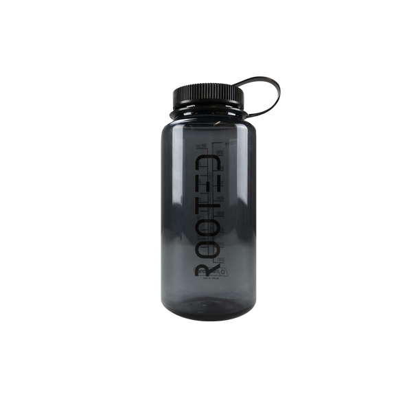ROOTED Nalgene 'Black'