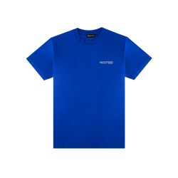 ROOTED VFC T-Shirt 'Blue'