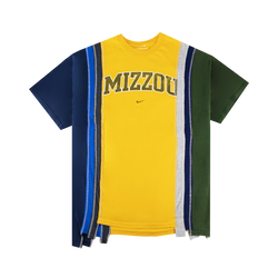Rebuild by Needles 7 Cuts Wide Tee - College 'Mizzou'