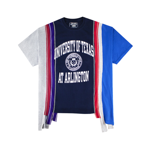 Rebuild by Needles 7 Cuts Wide Tee - College 'Texas - Arlington'