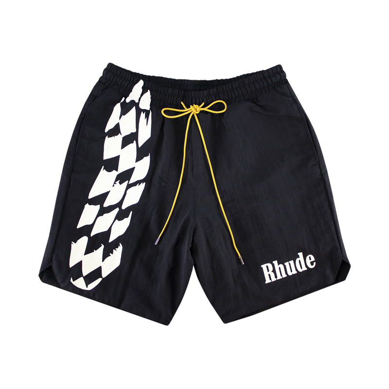 Rhude Track Short [Black]