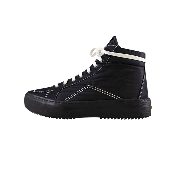 Rhude V1 Hi Nylon 'Black'