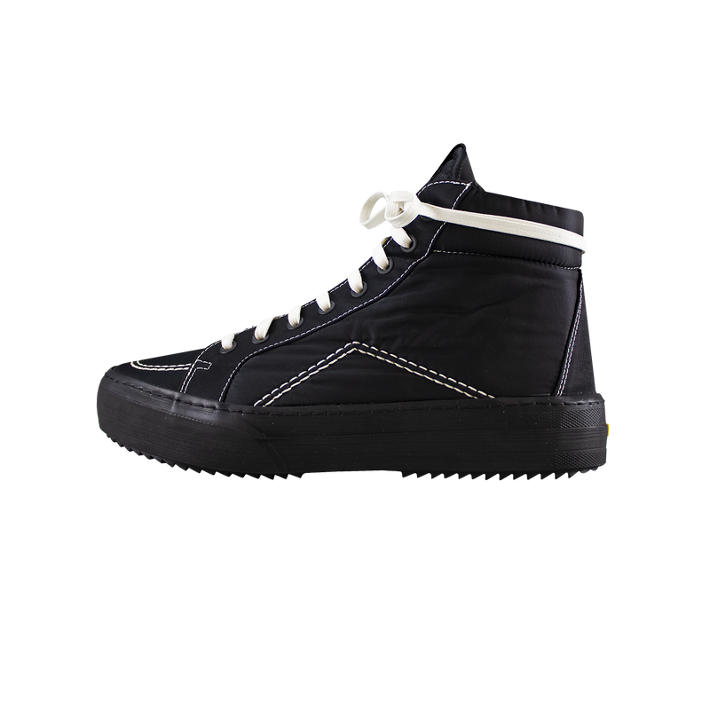 Rhude V1 Hi Nylon [Black]