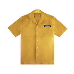 Rhude Classic Point Shirt [Camel]