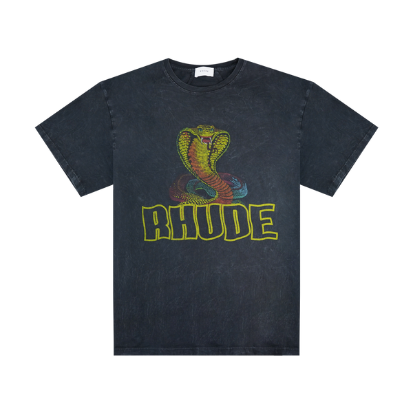 Rhude Cobra Graphic T-Shirt 'Black'