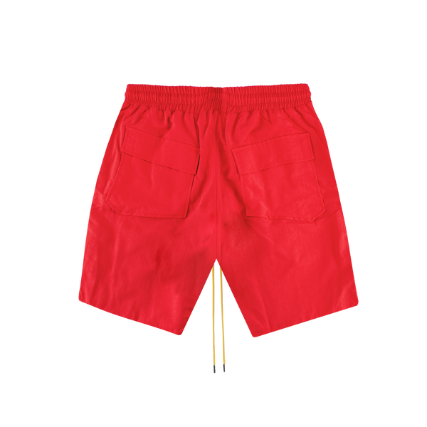 Rhude Logo Short [Red]