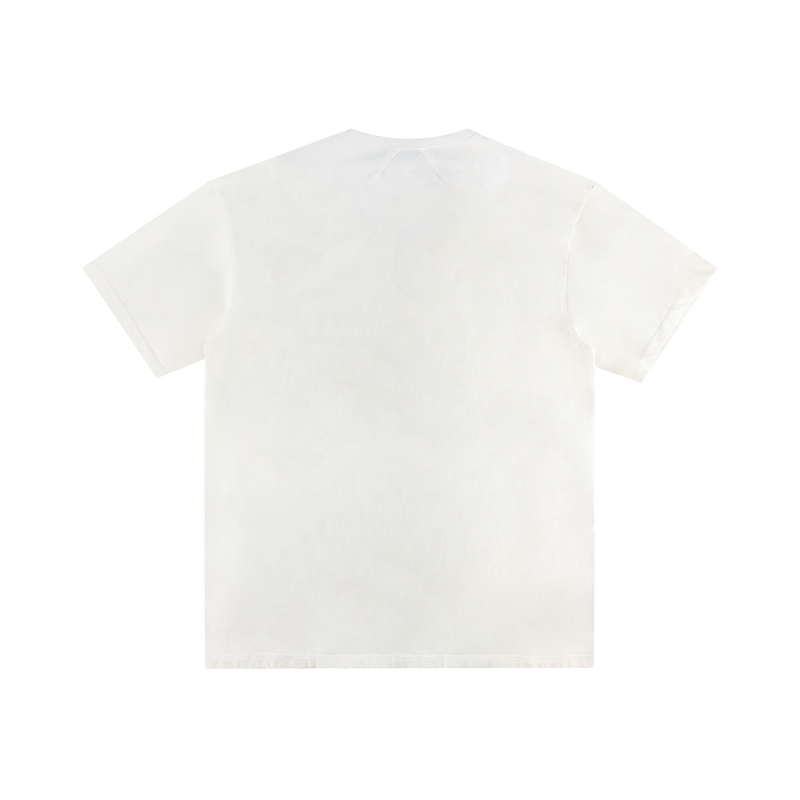 Rhude Pocket Logo T-Shirt [White]