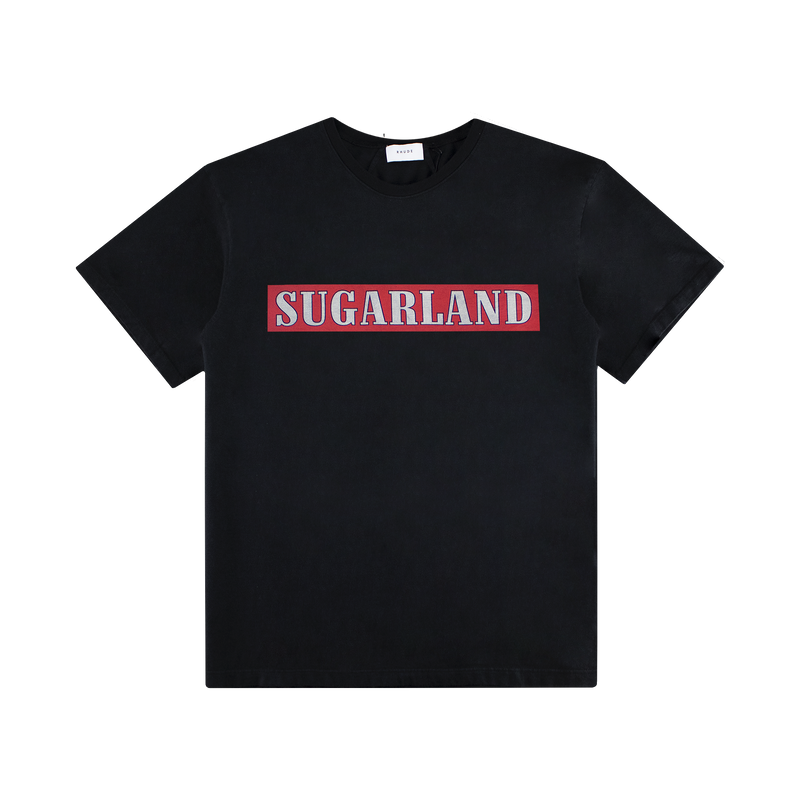 Rhude Sugarland Pt. 2 T-Shirt [Black]