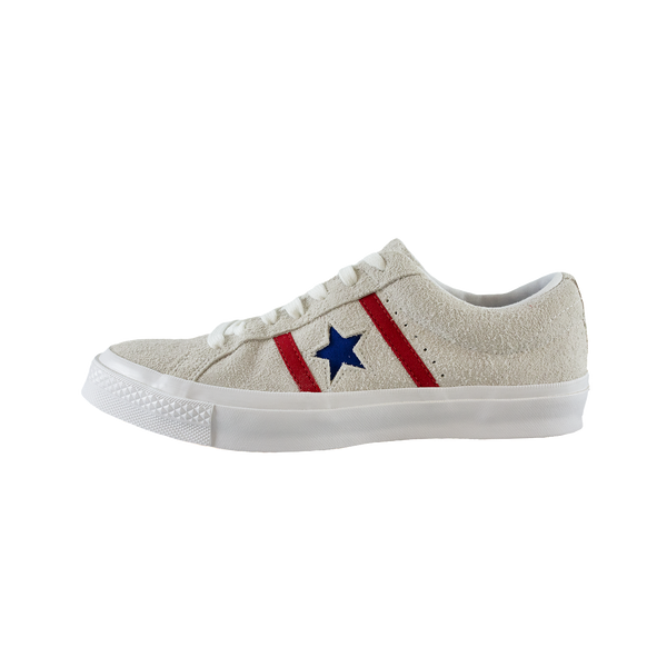 Converse Academy Archive 'White/Enamel Red' [164390C]