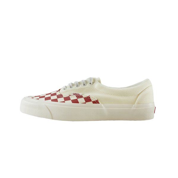 Vans UA Era CRFT Podium in Red Checkerboard  Style: VN0A3WLRVPO