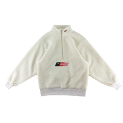 Honor The Gift Marathon Sherpa Jacket [Off White]