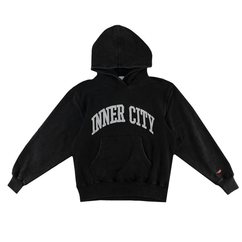 Honor The Gift University Hoodie [Black]