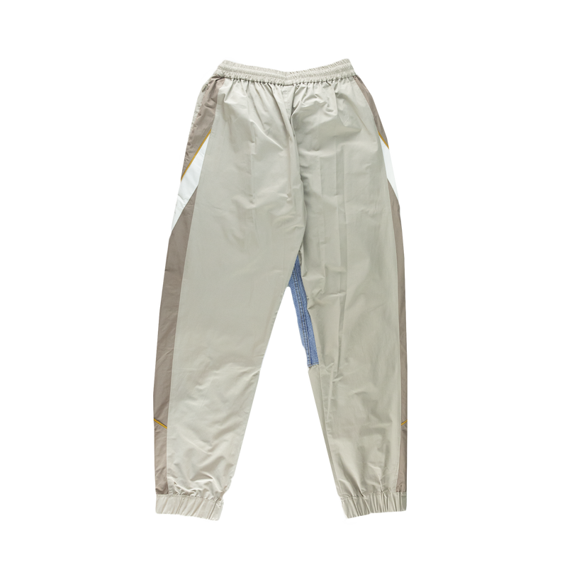 Martine Rose Hybrid Track Pants [Light Denim/Nylon]