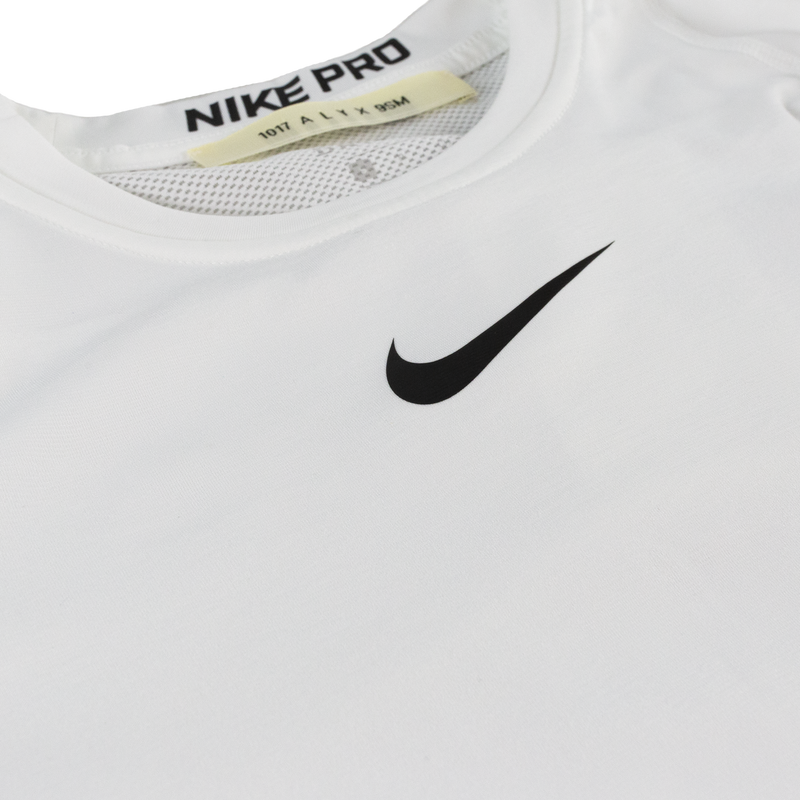 1017 ALYX 9SM x Nike S/S Training T-Shirt [White]
