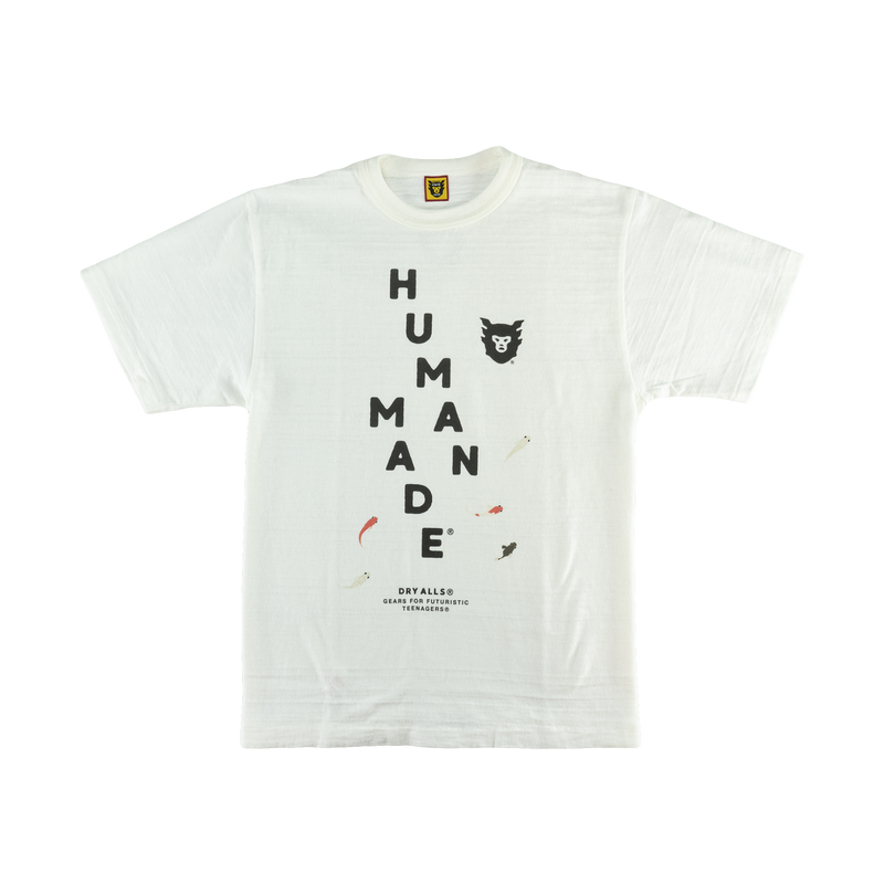 Human Made T-Shirt #1705 [White]