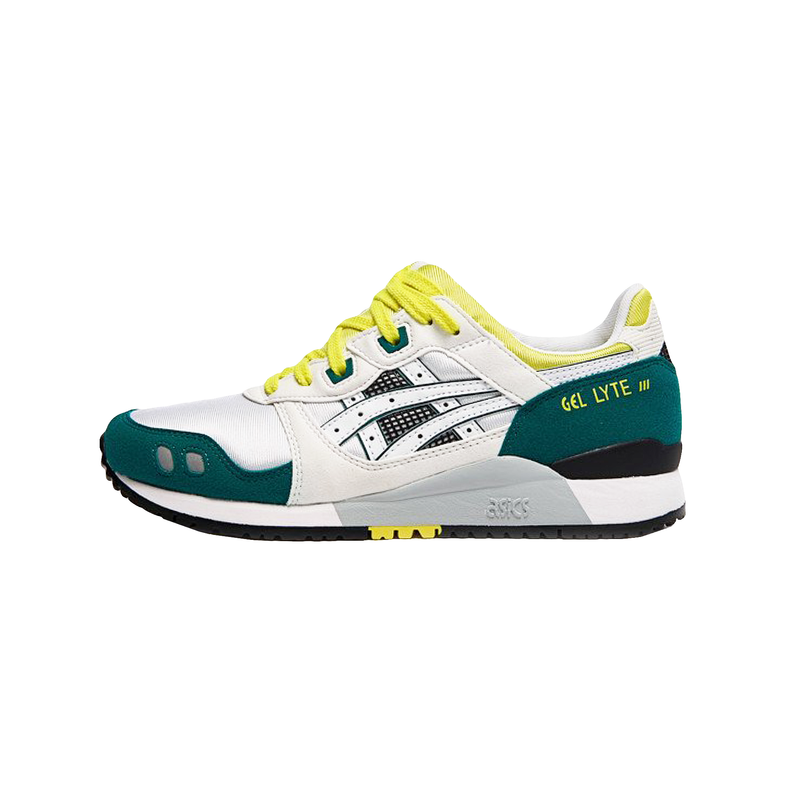 Asics Gel Lyte III OG 'White/Yellow' [1191A266-100]