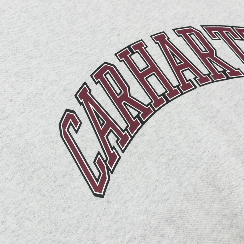 Carhartt WIP S/S Knowledge T-Shirt [Ash Heather]