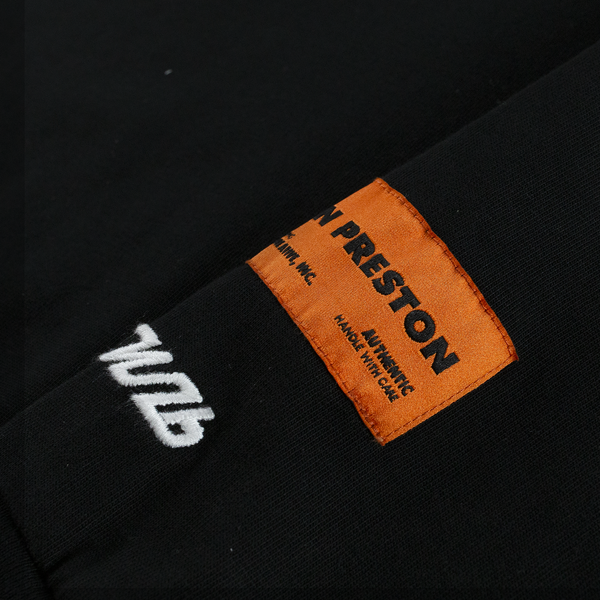Heron Preston Doves L/S T-Shirt [Black]