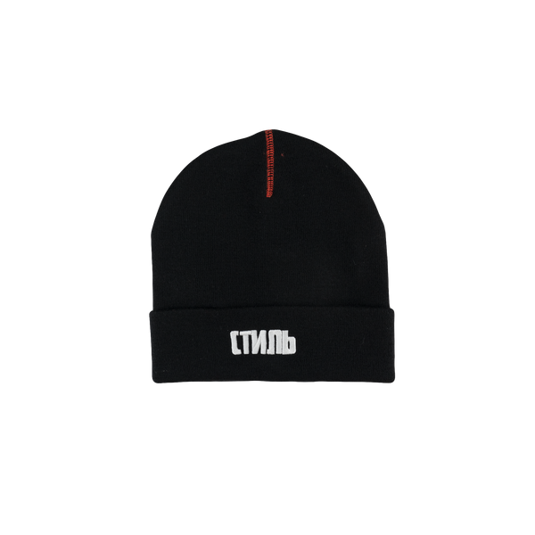 Heron Preston CTNMB Beanie [Black]