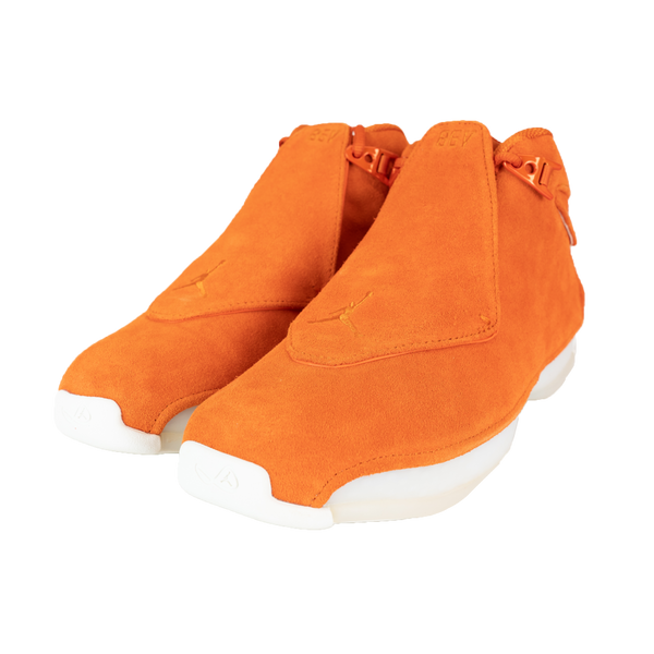 Air Jordan 18 Retro 'Campfire Orange' [AA2494-801]