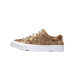 Converse x Golf le Fleur Ox in Brown Sugar  Style: 165599C