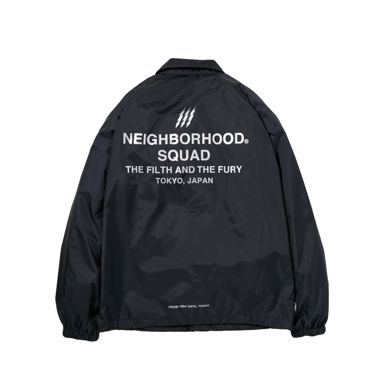 Neighborhood Brooks Jacket [Black]