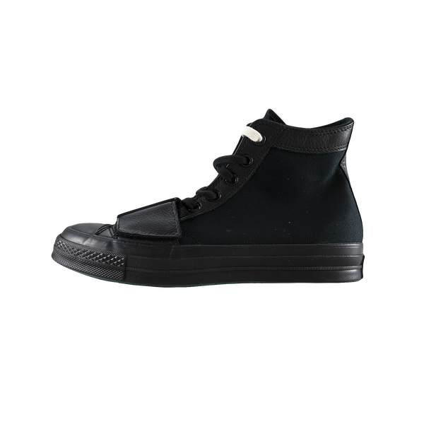 Converse x Neighborhood Chuck 70 Moto Hi 'Black' [165603C]