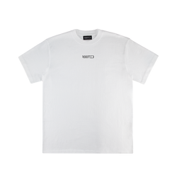 ROOTED Foundation S/S Tee [White]