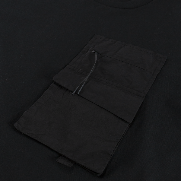 1017 ALYX 9SM Multi-Pocket T-Shirt [Black]