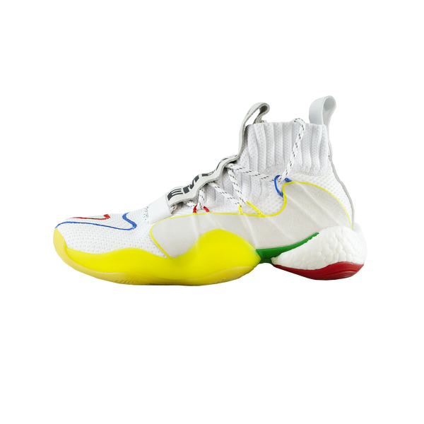 Adidas x Pharrell Crazy BYW 'Gratitude/Empathy' in White  Style: EF3500