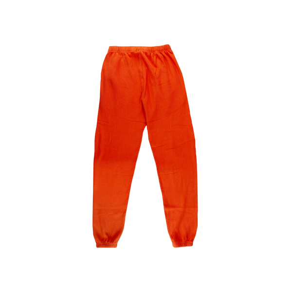 Heron Preston CTNMB Sweatpants [Coral Red]
