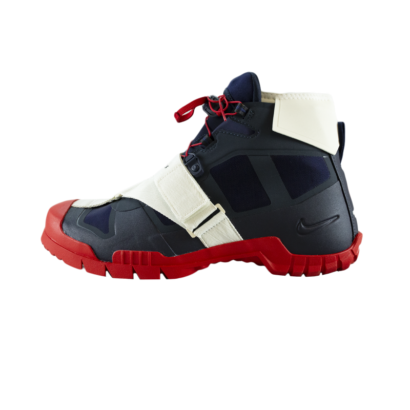 Undercover x Nike SFB Mountain 'Obsidian/University Red' [BV4580-400]