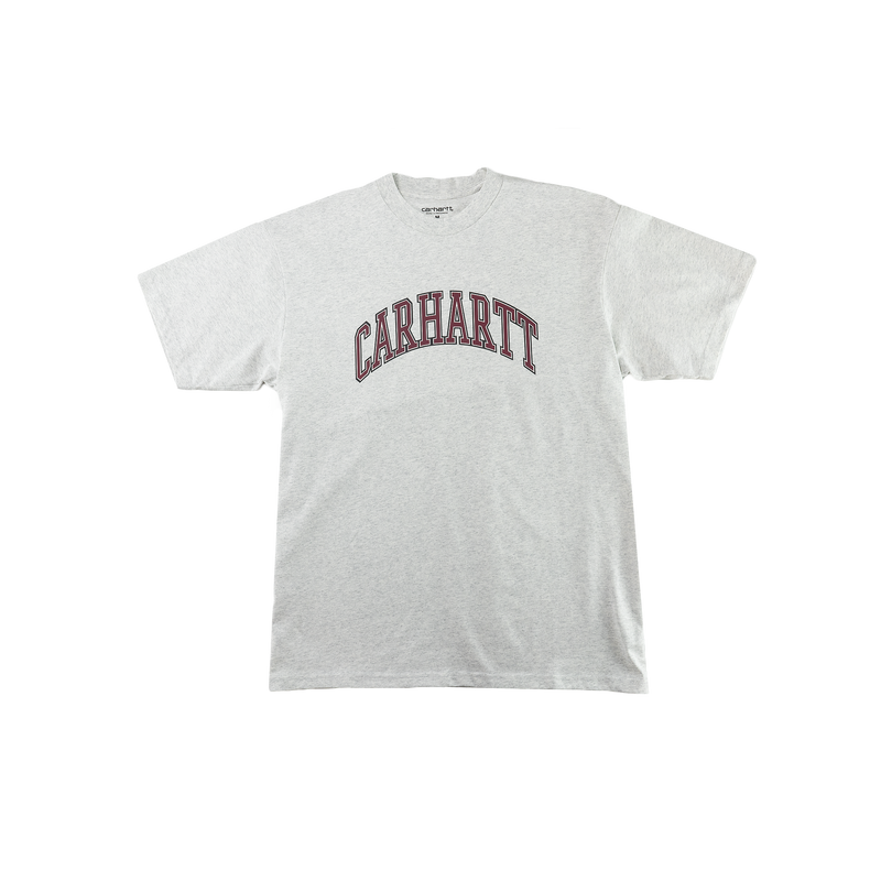 Carhartt WIP S/S Knowledge T-Shirt in Ash Heather  Style: I026277-48200