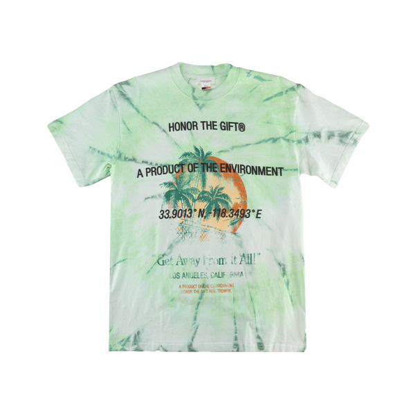 Honor The Gift Heatwave T-Shirt [Spearmint]