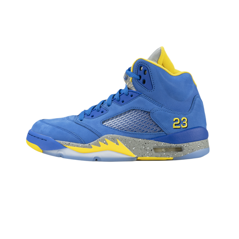 Air Jordan 5 Retro Laney JSP 'Varsity Royal' [CD2720-400]