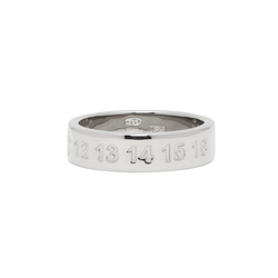 Maison Margiela Numbers Ring [Silver]