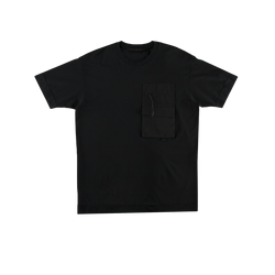 1017 ALYX 9SM Multi-Pocket T-Shirt in Black  Style: AAMTS0025A001
