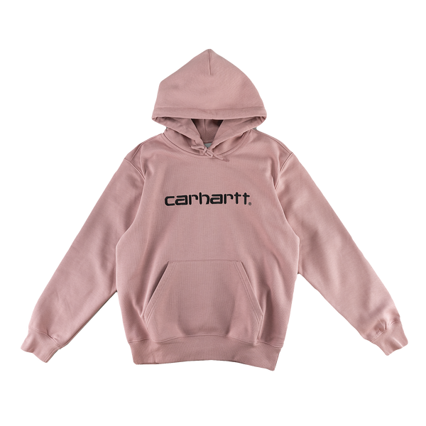 Carhartt WIP Hooded Carhartt Sweatshirt [Blush]