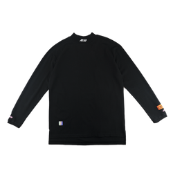 Heron Preston CTNMB Chinese Turtleneck in Black  Style: HMAB007S19600051