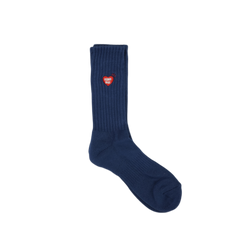 Human Made Pile Socks [Navy]
