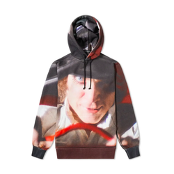 Undercover A Clockwork Orange Graphic Hoodie [Black]